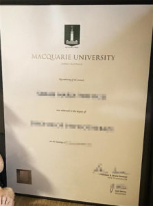 I want to buy Macquarie University fake diploma online