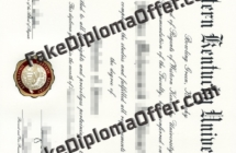 Purchase Western Kentucky University fake diploma from USA