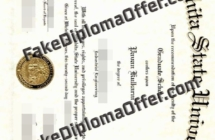 The Ultimate Wichita State university fake diploma Checklist