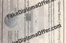 How Can I Get NBRC Fake Diploma in USA?